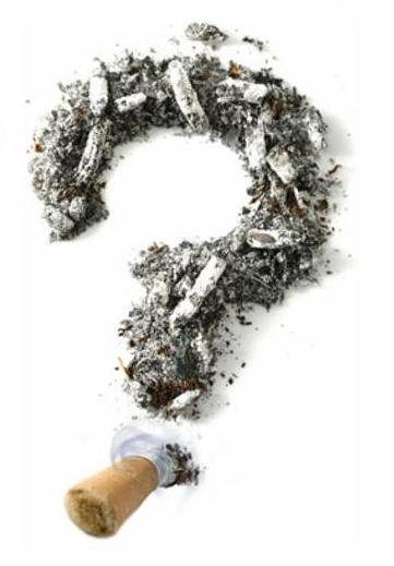 Курение и кислород prana